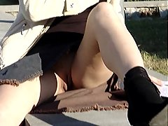 Upskirt video voyeur gallery voyeur video #2
