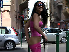 You Are Not Snooki voyeur video #2
