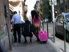 You Are Not Snooki voyeur video #4