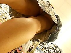 Take a look at teen hq upskirt voyeur video #3
