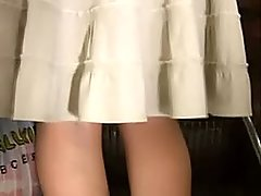 The hottest upskirt clips you�ve been looking for. Get inside right now voyeur video #1