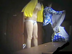 Your voyeur dreams come true. Real Locker Room Voyeur Video voyeur video #1